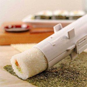 SUSHEZI perfect sushi- Appareil à sushis et makis à piston de la marque Hydraflow Industries image 0 produit