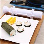 Sushi Bazooka - Appareil à Sushis et Makis - Ustensile pour préparation de Sushis et Makis - Qualité supérieur - Notice incluse - + Offert 1 Ebook sur les Recettes Japonaises ! de la marque Sushi Fish image 1 produit