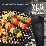 Tapis de cuisson , Ubegood Set de 3 Tapis 40*33 cm Nettoyage facile réutilisable Feuilles de BBQ pour Barbecue et Four - 100% Anti-adhérent de la marque Ubegood image 2 produit