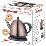 Teckk|#Techwood Bouilloire Inox 1L , 1350 de la marque Techwood image 1 produit