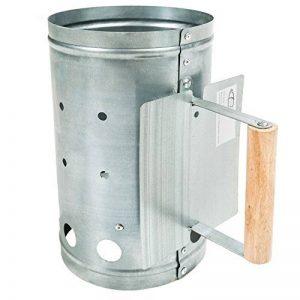TecTake Allumeur charbon de bois poignée allume-feu zinc de la marque TecTake image 0 produit