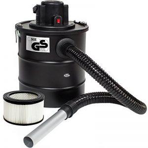 TecTake Aspirateur à cendres 20L moteur motorisé 1200 watt et filtre cheminée BBQ poêles // avec SGS-certificat (Aspirateur de à cendres + 2 filtre | no. 401048) de la marque TecTake image 0 produit