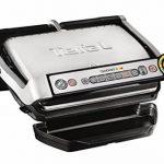 Tefal GC712D12 Optigrill+ Grille Electrique Aluminium Gris/Noir 36,5 x 34,5 x 18 cm de la marque Tefal image 1 produit