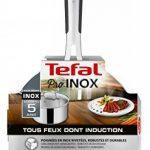 Tefal H8612414 Pro Inox Casserole 20 cm / 3L + Couvercle en Verre Tous Feux Dont Induction de la marque Tefal image 3 produit