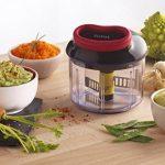 Tefal K0981114 Hachoir 900mL + 2nd lame purée ustensile de cuisine à système rotatif breveté de la marque Tefal image 3 produit