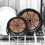Tefal L2009602 Set de casseroles - Ingenio 5 Essential Noir 3 Pièces - Tous feux sauf induction de la marque Tefal image 2 produit