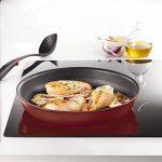 Tefal L6599303 Set de poêles et casseroles - Ingenio 5 Performance Rouge 10 Pièces - Tous feux dont induction de la marque Tefal image 4 produit