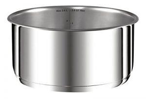 Tefal Tefal-L9252244-Ingenio Preference Casserole 22 cm Inox Non Revêtue Tous Feux Dont Induction de la marque Tefal image 0 produit