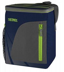 Thermos Radiance Sac isotherme pour bouteilles, Tissu, bleu marine, 12 Can de la marque Thermos image 0 produit