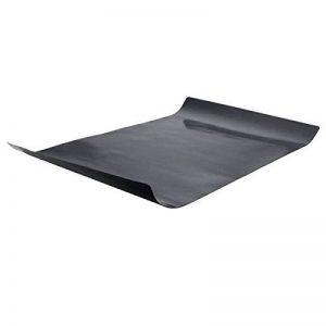 TinkSky 40cm*30cm Heat Resistant PTFE Coated Non-stick BBQ Baking Grill Sheet Mat (Black) de la marque Tinksky image 0 produit