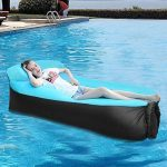 Tongfushop Canapé Gonflable Chaise longue gonflable air Canapé, étanche portable Outdoor Canapé gonflable pour l'intérieur, les loisirs voyages et piscine de la marque Tongfushop image 2 produit