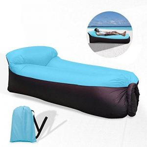 Tongfushop Canapé Gonflable Chaise longue gonflable air Canapé, étanche portable Outdoor Canapé gonflable pour l'intérieur, les loisirs voyages et piscine de la marque Tongfushop image 0 produit