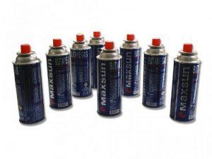 TRENDSKY Lot de 16 cartouches de gaz de 227 ml pour réchaud à gaz de camping / four à gaz de la marque TRENDSKY image 0 produit