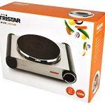 Tristar KP-6191 Réchaud Électrique Thermomètre Métal Inox 1500 W de la marque Tristar image 2 produit