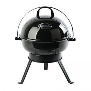 TY&WJ Barbecues à charbon,Portable Repas en plein air Bbq Pour Camping Randonnée Barbecues Outil-noir 44x44x51cm(17x17x20inch) de la marque TY&WJ image 0 produit