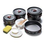 ustensiles de cuisine pour camping TOP 1 image 1 produit