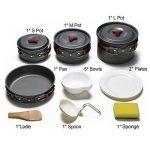 ustensiles de cuisine pour camping TOP 1 image 2 produit