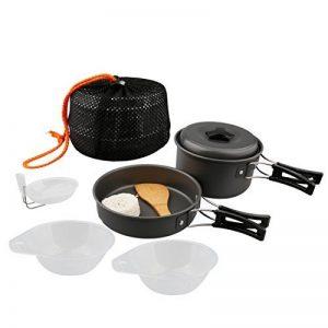 ustensiles de cuisine pour camping TOP 3 image 0 produit