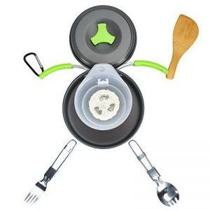 ustensiles de cuisine pour camping TOP 8 image 0 produit