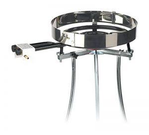 VAELLO CAMPOS 5901 Paravent Bruleur Inox 600 à 700 mm de la marque VAELLO CAMPOS image 0 produit