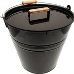 Valiant FIR243 Seau pour petit bois de cheminée Noir de la marque Valiant image 2 produit
