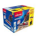 Vileda Ultra Max - Set complet - balai + seau-essoreur - ref 155737 de la marque Vileda image 1 produit