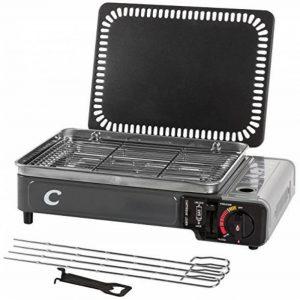 VTK Camping - SuperCook Duo - Gril & Plancha Portable à gaz - 2200w de la marque VTK image 0 produit