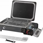 VTK Camping - SuperCook Duo - Gril & Plancha Portable à gaz - 2200w de la marque VTK image 2 produit