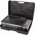 VTK Camping - SuperCook Duo - Gril & Plancha Portable à gaz - 2200w de la marque VTK image 4 produit