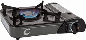 VTK Camping - SuperPower - Réchaud Portable à Gaz Cartouche - 2200 de la marque VTK image 0 produit