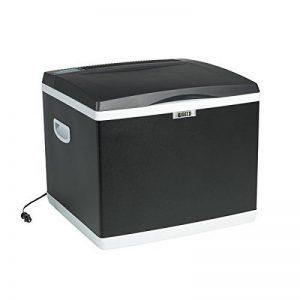 Waeco–Cool Fun CK 4O d'– Hybride pour 12V (Thermo électrique) et pour 230volts (Compresseur)–Contenance 40L–Distribution par–Holly® produits Stabielo®–Holly-Sunshade®–Innovation brevetée dans le domaine portable de protection solaire univer image 0 produit