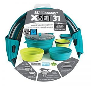 X Pot 2,8L + 2 X-Bowl + 2 X-Mug - Set de cuisine de la marque Sea to Summit image 0 produit