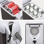 YLLXX Mini Voiture Réfrigérateur Refroidisseur & Réchaud Réfrigérateur Chauffage Alimentaire Électrique Portable Glacière Voyage Boîte (30 * 18 * 32 Cm) de la marque Réfrigérateur de voiture image 4 produit