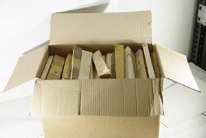 ZAMBONIN Bois d'allumage pour cheminées et barbecue Boîte de 9,5kg de la marque ZAMBONIN image 0 produit
