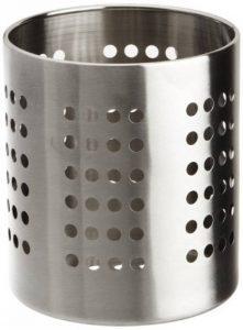 Zeller 2058021 Porte-Ustensile en Inox Argent 12 x 13 cm de la marque Zeller image 0 produit