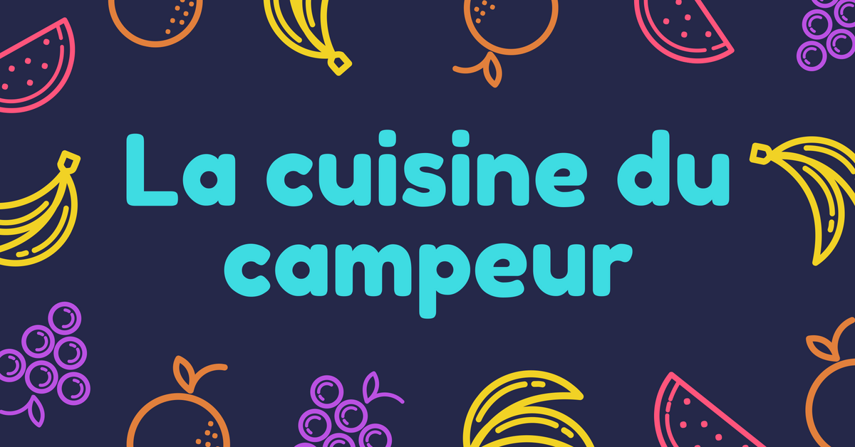 Cuisine du Campeur